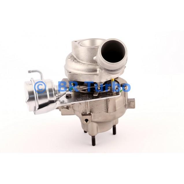Taastatud turbokompressor BORGWARNER | 53039880145RS