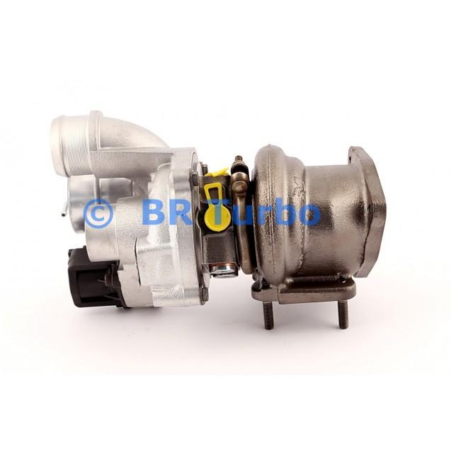 Taastatud turbokompressor BORGWARNER | 53039880163RS