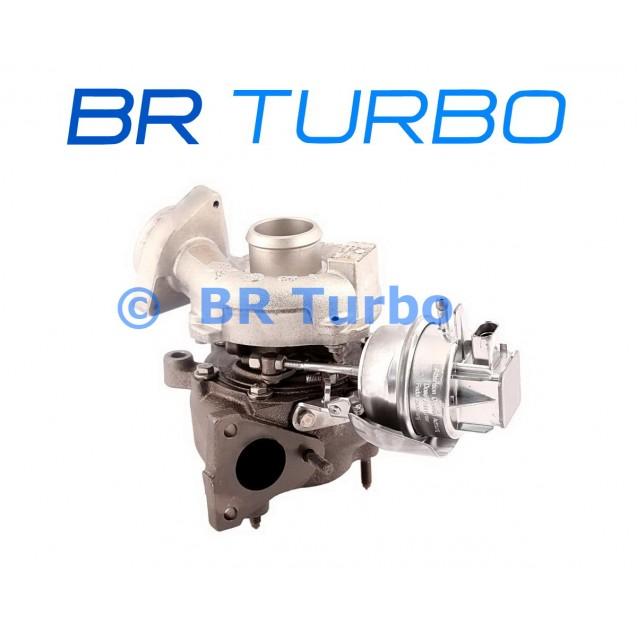 Taastatud turbokompressor AUDI Q5 2.0 TDI
