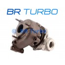 Taastatud turbokompressor AUDI A4 2.0 TDI