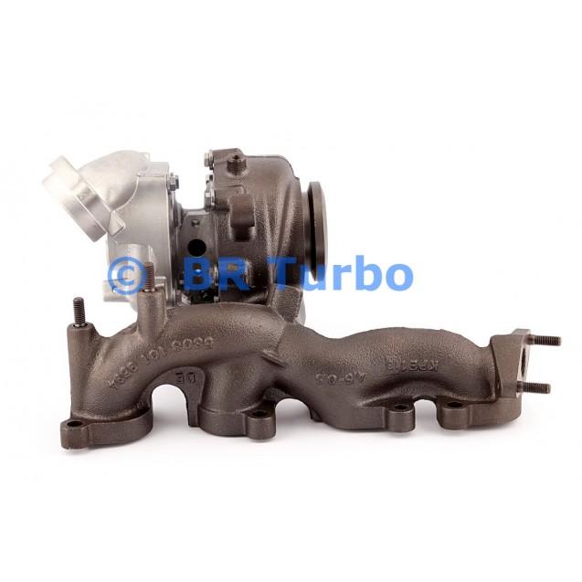 Taastatud turbokompressor BORGWARNER | 53039880207RS