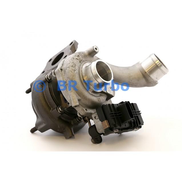 Taastatud turbokompressor BORGWARNER | 53039880337RS
