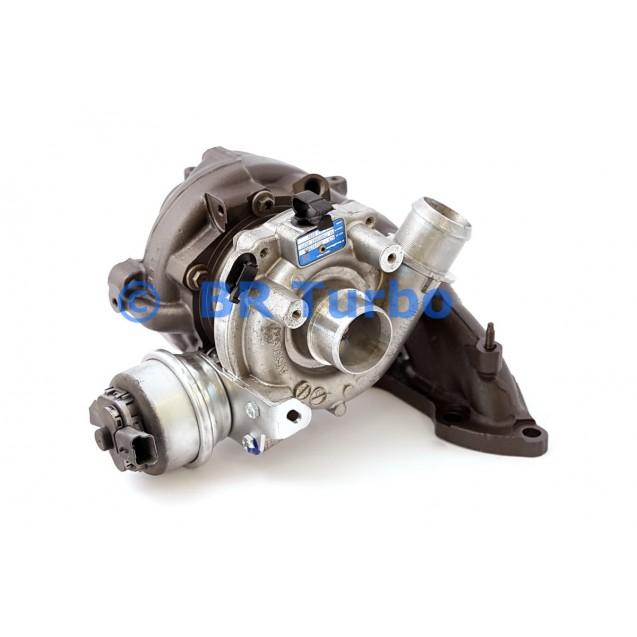 Taastatud turbokompressor BORGWARNER   53039880394RS