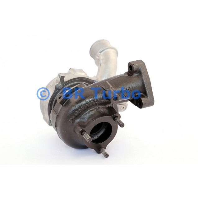 Taastatud turbokompressor  | 53039880434RS