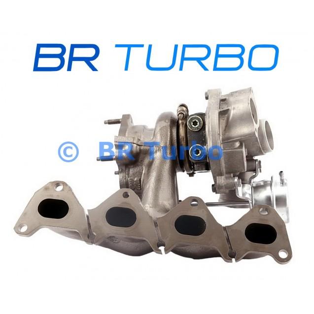 Taastatud turbokompressor BORGWARNER | 53039880459RS