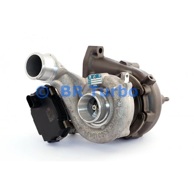 Taastatud turbokompressor BORGWARNER | 53039880499RS