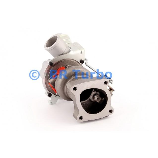Taastatud turbokompressor AUDI RS4 2.7 RS4