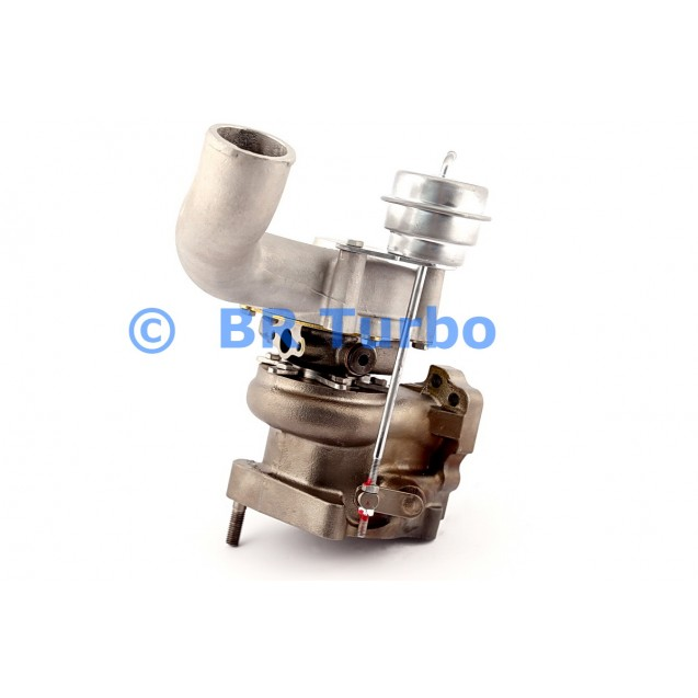 Taastatud turbokompressor AUDI RS4 2.7 V6 Biturbo Rechts