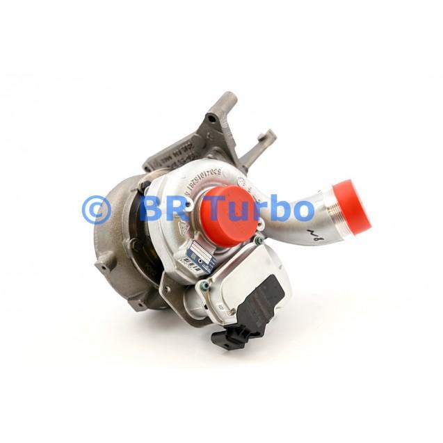 Uus turbokompressor AUDI Q7 3.0 TDI