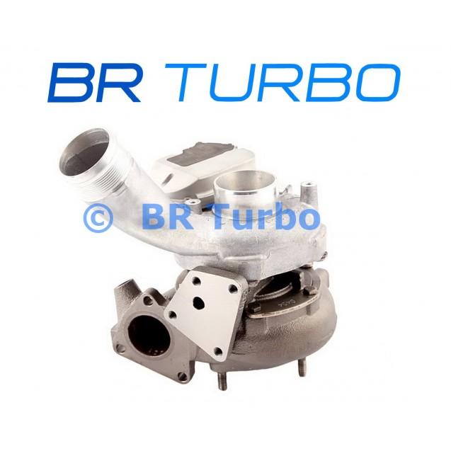 Taastatud turbokompressor AUDI A8 3.0 TDI