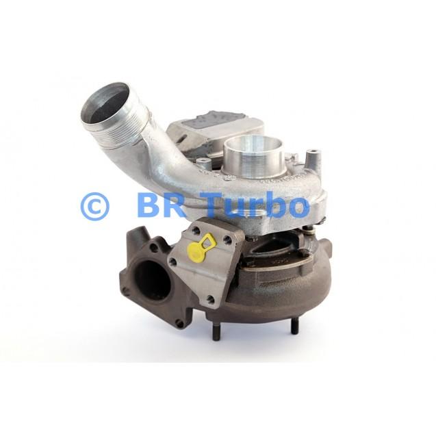Taastatud turbokompressor AUDI A4 2.7 TDI (B7)