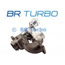 Taastatud turbokompressor BORGWARNER | 53049880057RS