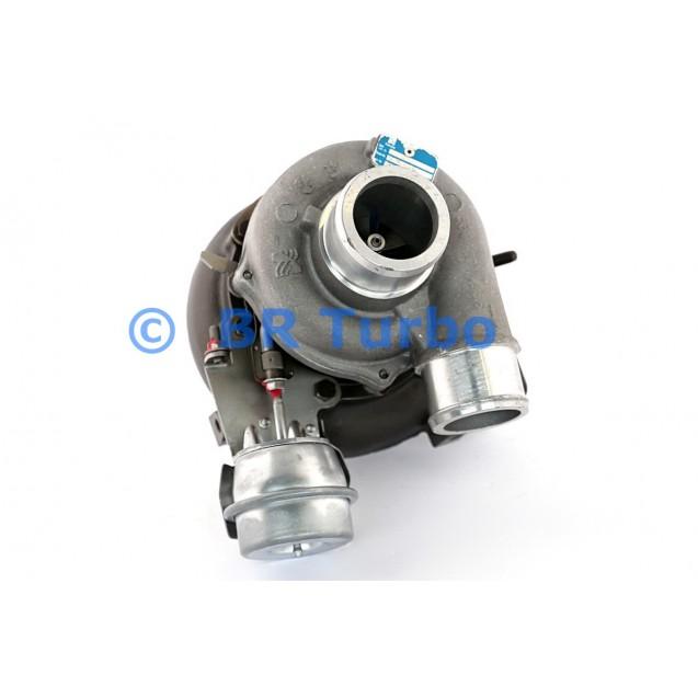 Taastatud turbokompressor BORGWARNER | 53049880084RS