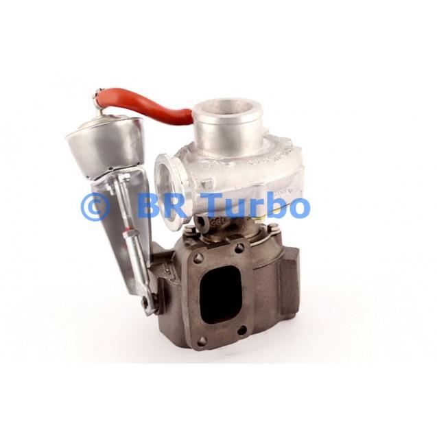 Taastatud turbokompressor BORGWARNER | 53049880087RS