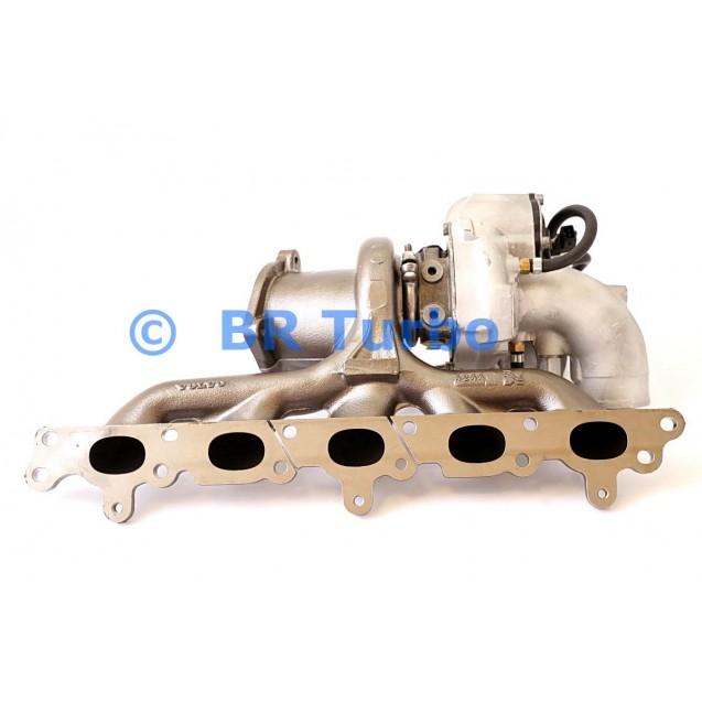 Taastatud turbokompressor BORGWARNER | 53049880162RS