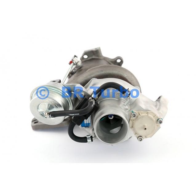 Taastatud turbokompressor OPEL GT 2.0 L850