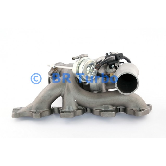 Taastatud turbokompressor BORGWARNER | 53049980049RS