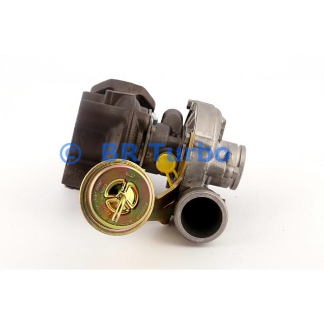 Taastatud turbokompressor BORGWARNER | 53149887018RS
