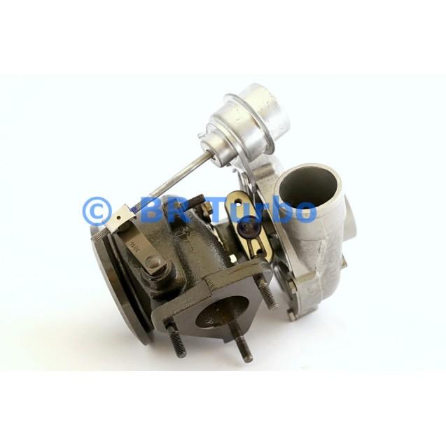 Taastatud turbokompressor BORGWARNER | 53149887026RS