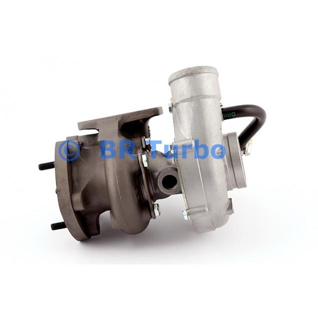 Taastatud turbokompressor BORGWARNER   53169886715RS