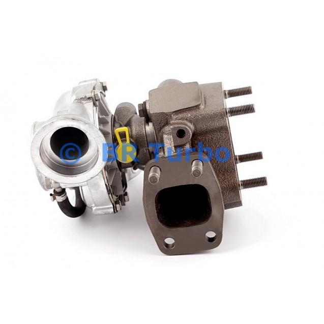 Taastatud turbokompressor BORGWARNER | 53169887139RS