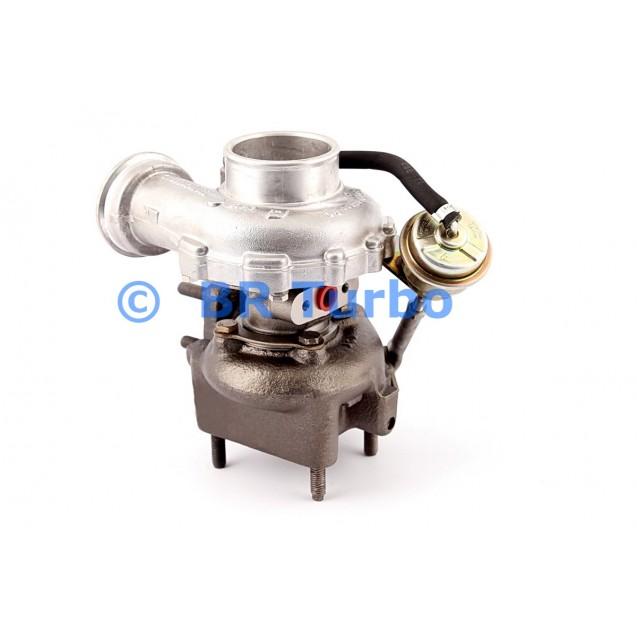 Taastatud turbokompressor BORGWARNER | 53169887155RS
