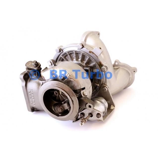 Taastatud turbokompressor BMW 535 D 3.0 D E60/E61