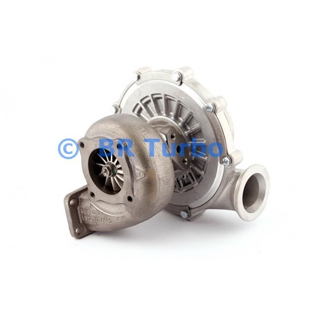 Taastatud turbokompressor BORGWARNER | 53269886501RS