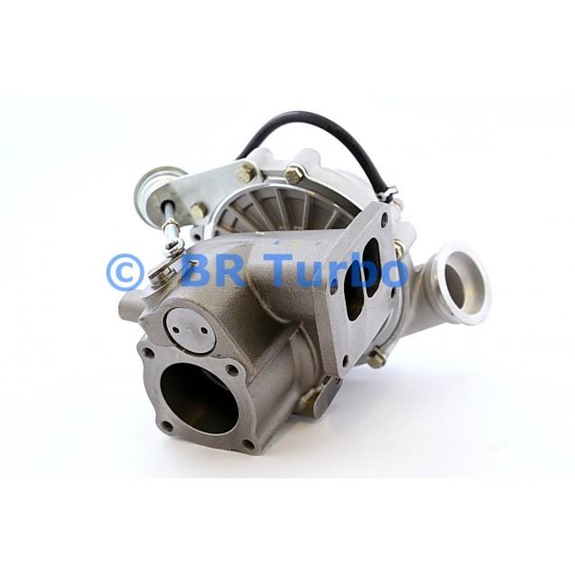 Taastatud turbokompressor BORGWARNER   53279887192RS