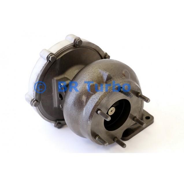 Taastatud turbokompressor BORGWARNER | 53299887105RS