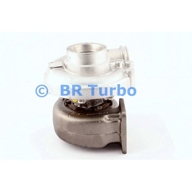 Taastatud turbokompressor BORGWARNER | 53319886727RS