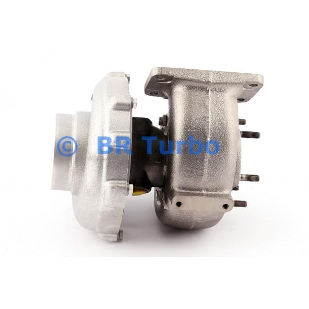 Taastatud turbokompressor BORGWARNER   53319887137RS