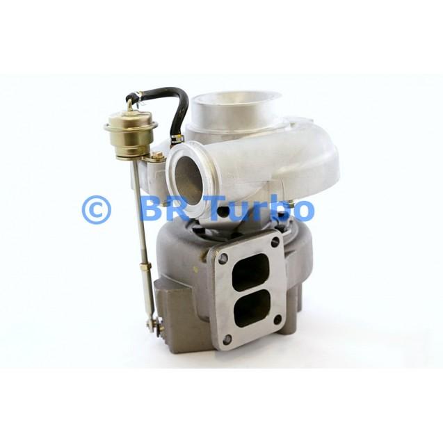 Taastatud turbokompressor BORGWARNER | 53319887508RS