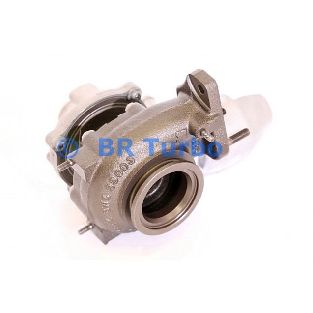 Taastatud turbokompressor BORGWARNER | 54309880000RS