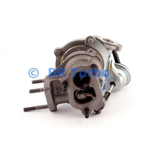 Taastatud turbokompressor LANCIA Musa 1.3 Multijet 16V