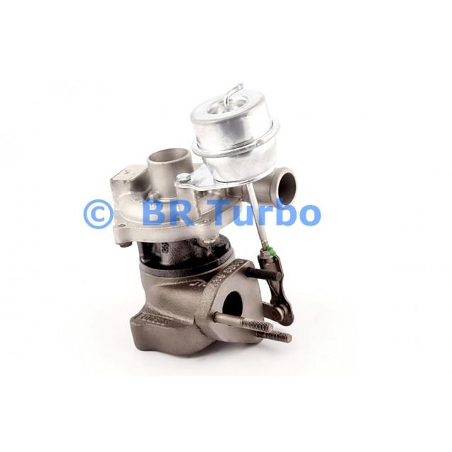 Taastatud turbokompressor BORGWARNER | 54359880019RS