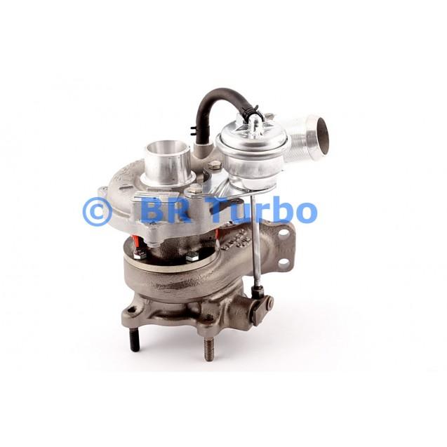 Taastatud turbokompressor BORGWARNER | 54359880021RS