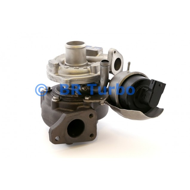 Taastatud turbokompressor BORGWARNER | 54359880037RS