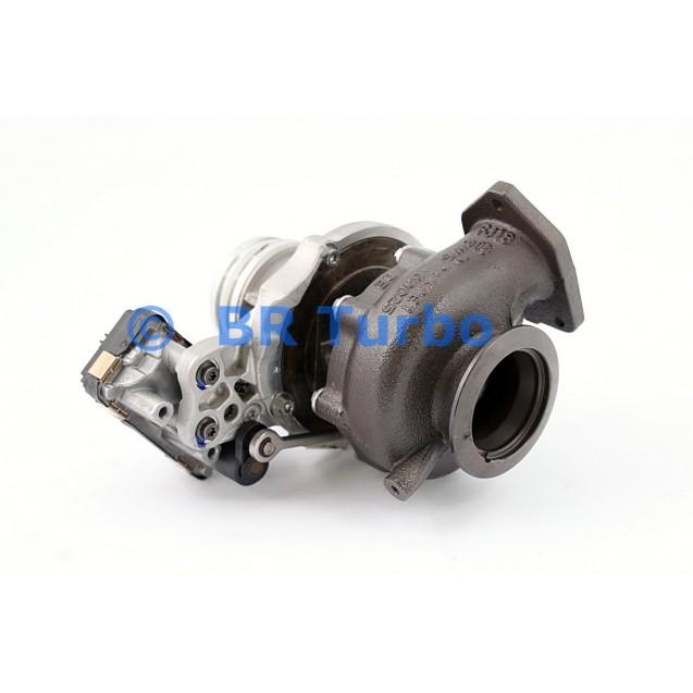 Taastatud turbokompressor BORGWARNER | 54359880066RS
