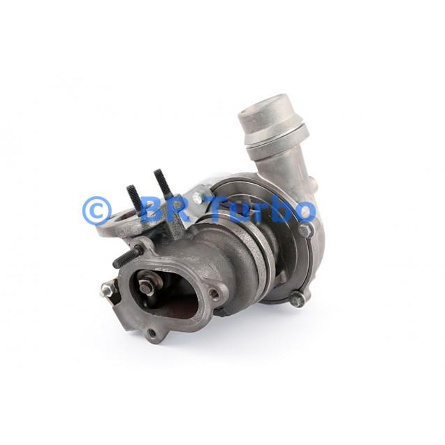 Taastatud turbokompressor DACIA Dokker 1.5 Dci