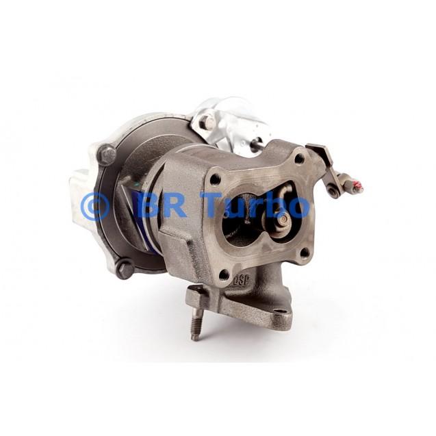 Taastatud turbokompressor DACIA Sandero 1.5 Dci