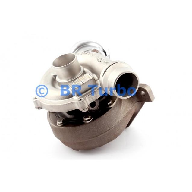 Taastatud turbokompressor BORGWARNER | 54389880006RS