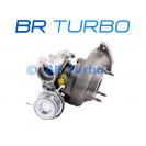 Taastatud turbokompressor NISSAN Qashqai 1.6 D