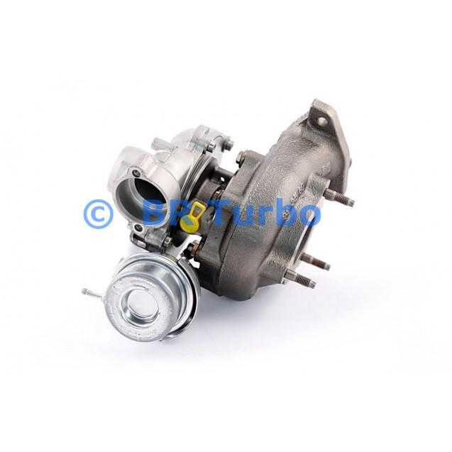Taastatud turbokompressor BORGWARNER | 54389880018RS
