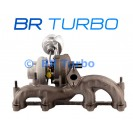 Taastatud turbokompressor BORGWARNER   54399880018RS