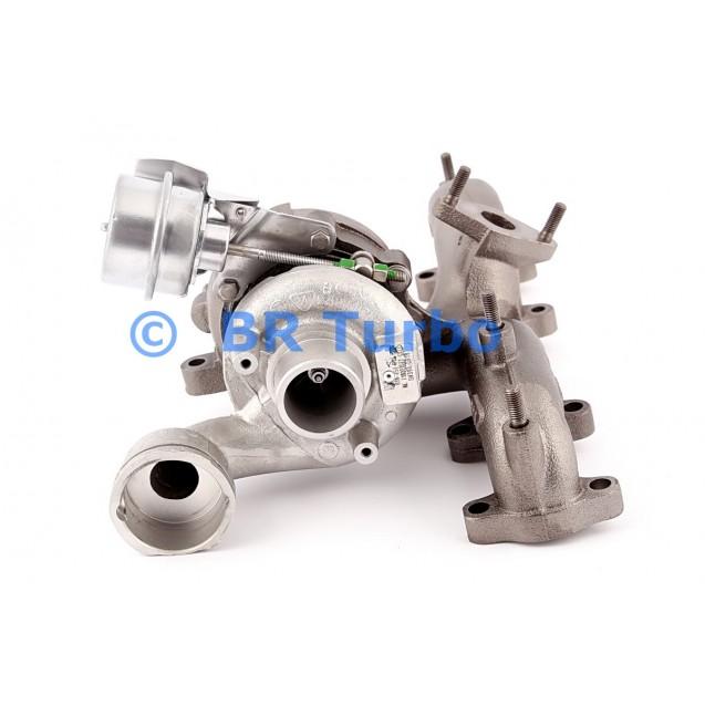 Taastatud turbokompressor BORGWARNER | 54399880019RS