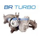 Taastatud turbokompressor AUDI A3 1.9 TDI (8P/PA)