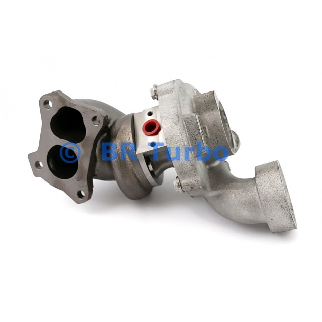 Taastatud turbokompressor BORGWARNER | 54399880045RS