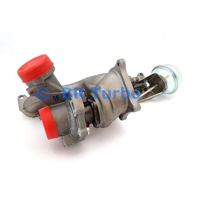 Uus turbokompressor BORGWARNER | 54399880049