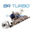 Taastatud turbokompressor BORGWARNER   54399880049RS